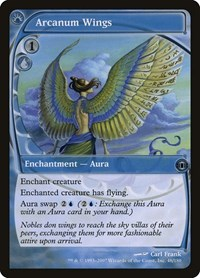 Arcanum Wings (Foil)