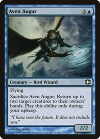 Aven Augur, Magic, Future Sight