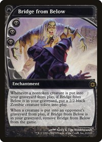 Bridge from Below, Magic: The Gathering, Future Sight