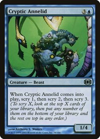 Cryptic Annelid, Magic: The Gathering, Future Sight