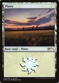 Plains (2017 Gift Pack - Poole), Magic, Gift Boxes and Promos