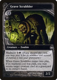 Grave Scrabbler, Magic: The Gathering, Future Sight