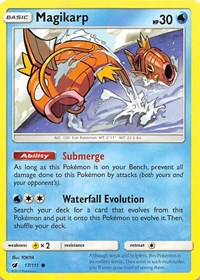 Magikarp, Pokemon, SM - Crimson Invasion