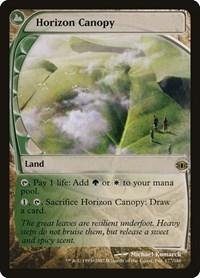 Horizon Canopy, Magic: The Gathering, Future Sight