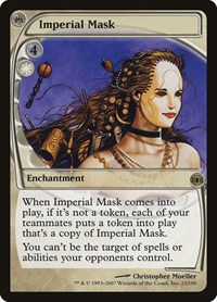 Imperial Mask, Magic: The Gathering, Future Sight