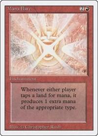 Mana Flare, Magic: The Gathering, Revised Edition