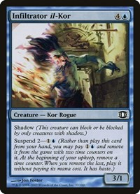 Infiltrator il-Kor, Magic: The Gathering, Future Sight