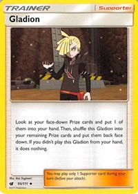 Gladion, Pokemon, SM - Crimson Invasion