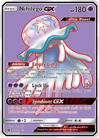 Nihilego GX (Full Art), Pokemon, SM - Crimson Invasion