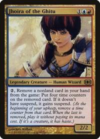 Jhoira of the Ghitu, Magic, Future Sight