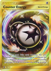 Counter Energy (Secret), Pokemon, SM - Crimson Invasion