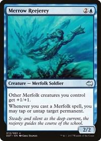Merrow Reejerey, Magic: The Gathering, Duel Decks: Merfolk vs. Goblins