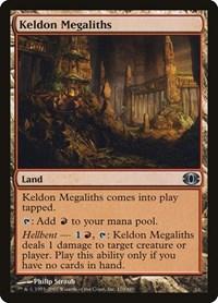 Keldon Megaliths, Magic, Future Sight