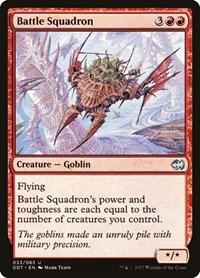 Battle Squadron, Magic: The Gathering, Duel Decks: Merfolk vs. Goblins