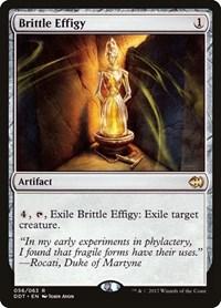 Brittle Effigy, Magic: The Gathering, Duel Decks: Merfolk vs. Goblins