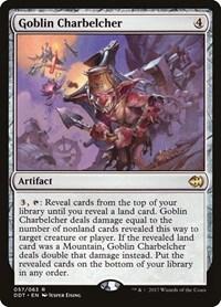 Goblin Charbelcher, Magic: The Gathering, Duel Decks: Merfolk vs. Goblins