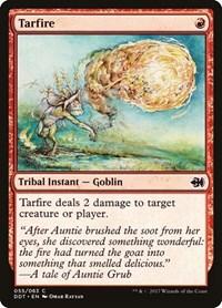 Tarfire, Magic, Duel Decks: Merfolk vs. Goblins