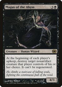 Magus of the Abyss, Magic: The Gathering, Future Sight