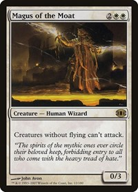 Magus of the Moat, Magic: The Gathering, Future Sight