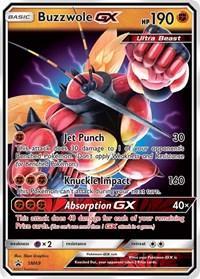Buzzwole GX - SM69, Pokemon, SM Promos