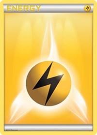 Lightning Energy (2011 Unnumbered), Pokemon, League & Championship Cards