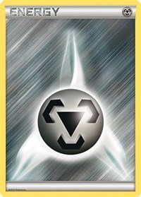 Metal Energy (2011 Unnumbered), Pokemon, League & Championship Cards