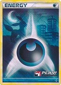 Darkness Energy - 94/95 (Play! Pokemon Promo), Pokemon, League & Championship Cards