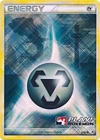 Metal Energy - 95/95 (Play! Pokemon Promo), Pokemon, League & Championship Cards