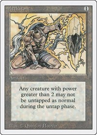 Meekstone, Magic: The Gathering, Revised Edition