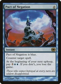 Pact of Negation, Magic: The Gathering, Future Sight