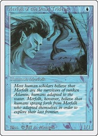 Merfolk of the Pearl Trident, Magic, Revised Edition