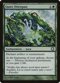 Quiet Disrepair, Magic: The Gathering, Future Sight