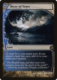 River of Tears, Magic: The Gathering, Future Sight