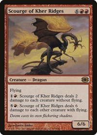 Scourge of Kher Ridges (Foil)