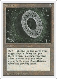 Millstone, Magic, Revised Edition