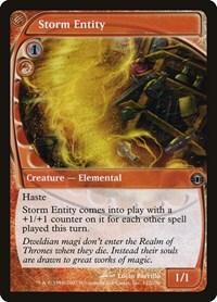 Storm Entity, Magic: The Gathering, Future Sight