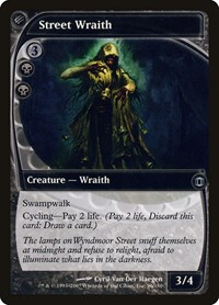 Street Wraith, Magic: The Gathering, Future Sight