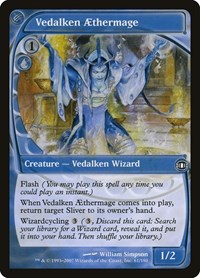 Vedalken Aethermage, Magic: The Gathering, Future Sight
