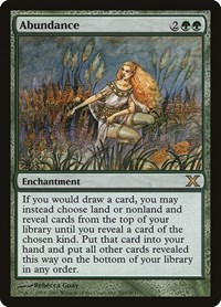 Abundance, Magic: The Gathering, 10th Edition