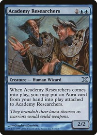 Academy Researchers, Magic: The Gathering, 10th Edition