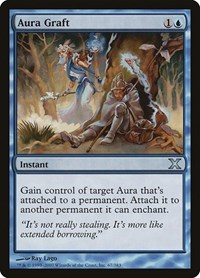 Aura Graft, Magic: The Gathering, 10th Edition