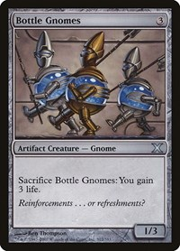 Bottle Gnomes, Magic: The Gathering, 10th Edition