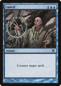 Cancel, Magic: The Gathering, 10th Edition