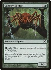 Canopy Spider, Magic, 10th Edition