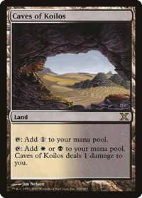 Caves of Koilos, Magic, 10th Edition