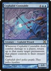 Cephalid Constable (Foil)
