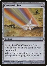 Chromatic Star, Magic: The Gathering, 10th Edition
