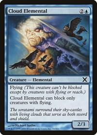 Cloud Elemental, Magic: The Gathering, 10th Edition