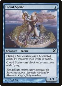 Cloud Sprite, Magic, 10th Edition