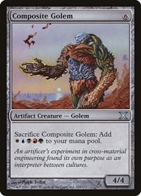 Composite Golem, Magic: The Gathering, 10th Edition